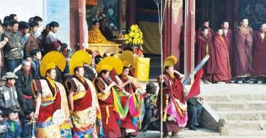 Celebracion-de-Losar-en-Nepal