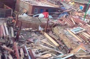 Demoliciones en Larung Gar