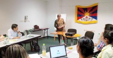 Cónclave de Grupos Latinoamericanos de Apoyo al Tíbet