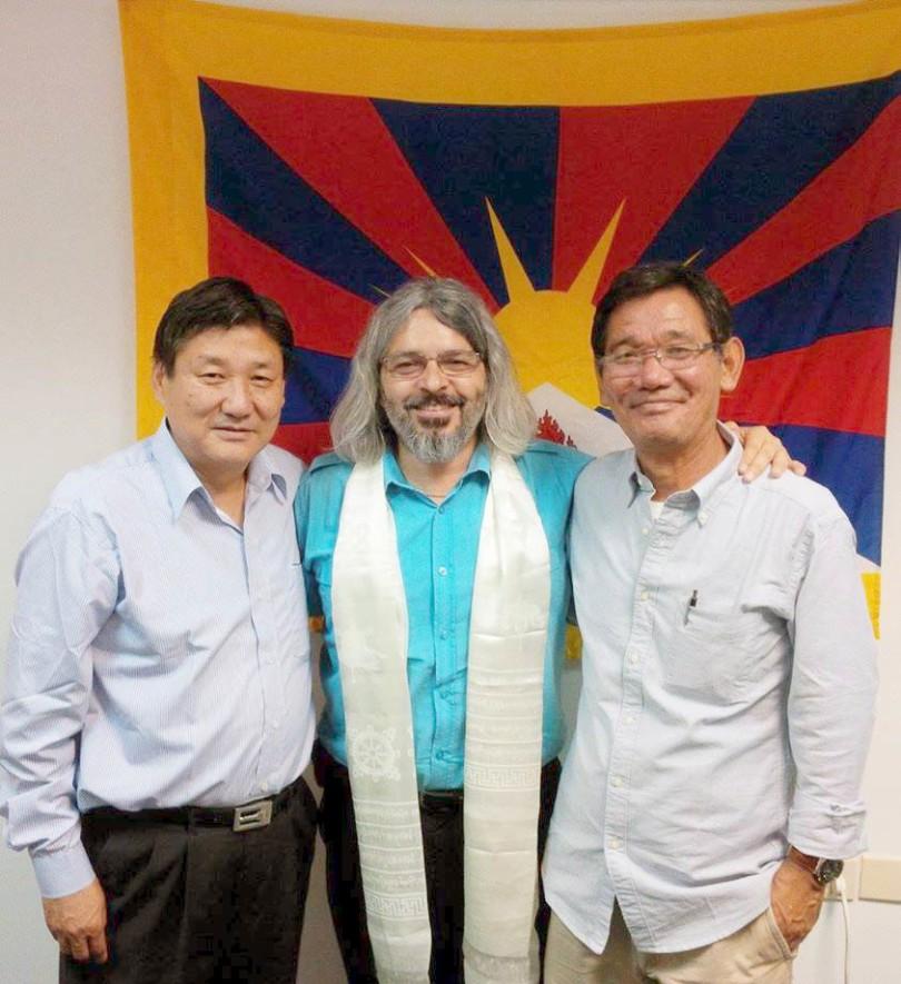 Conclave de Grupos Latinoamericanos de Apoyo al Tíbet, Amigos del Tíbet Chile