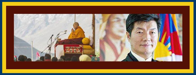Declaracion-de-Lobsang-Sangay-y-el-Dalai-Lama-por-terremoto-de-Nepal