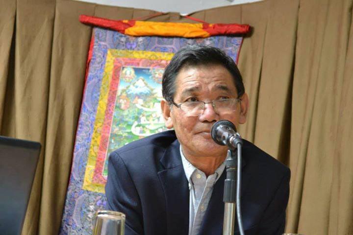Tsewang-Phuntso-durante-Conferencia-en-Santiago-Chile