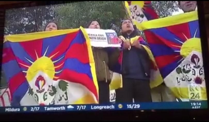 2015-Protesta_Australia_Tenzin_Delek