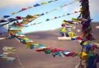 Banderas_LungTa_Amigos_del_Tibet_Chile