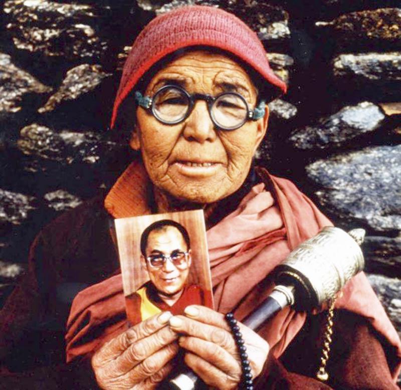Tibetanos-sin-Dalai-Lama